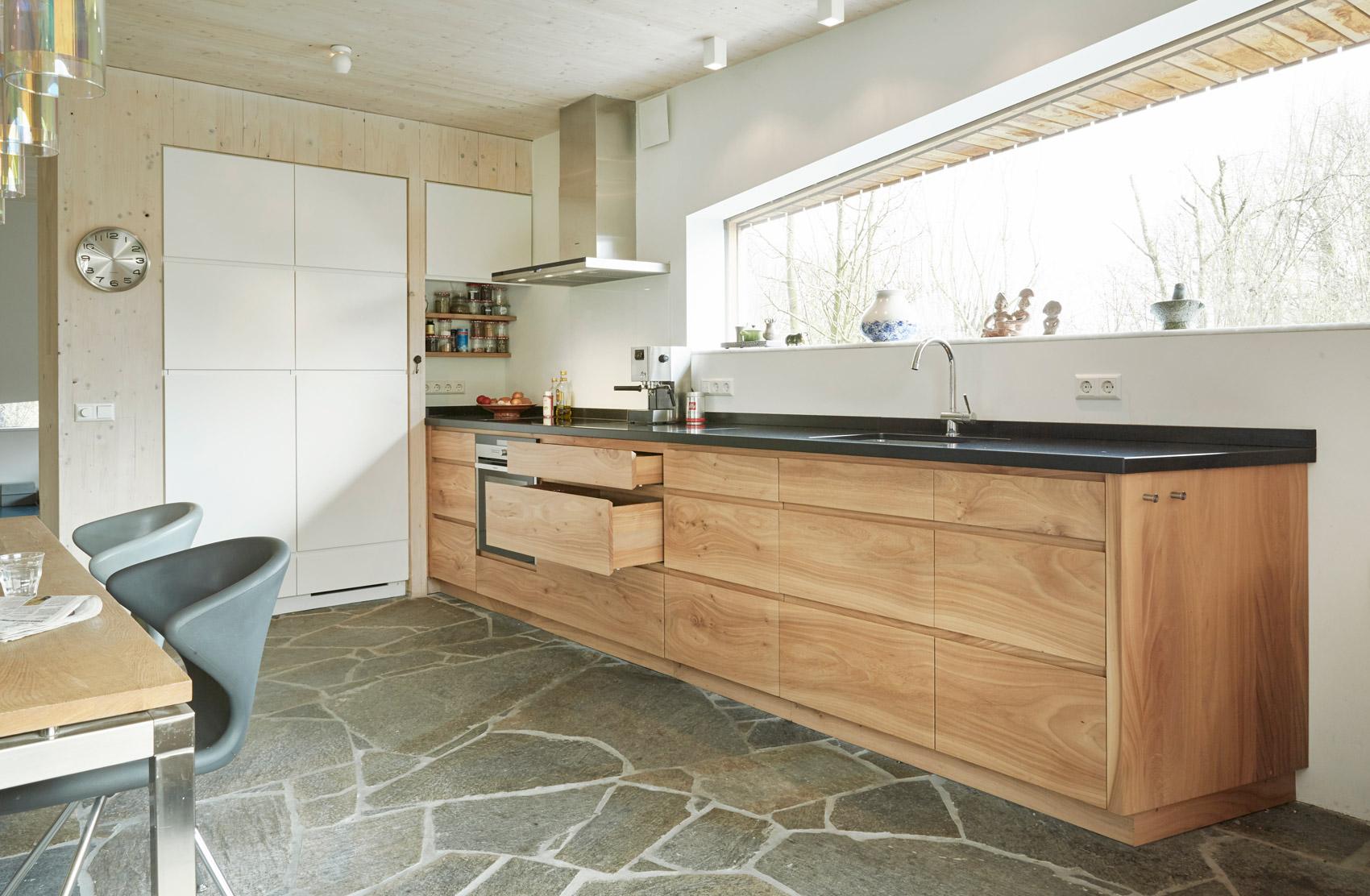 Houtwerk hattem handgemaakte duurzame keukens en meubels - Meubels studio keuken ...