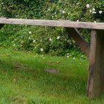 houten tuinmeubel