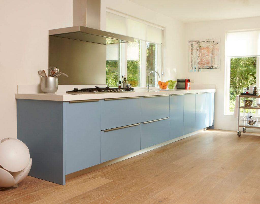 Moderne Blauw Keuken : Keuken kleuren kies de kleur die bij je past pelma