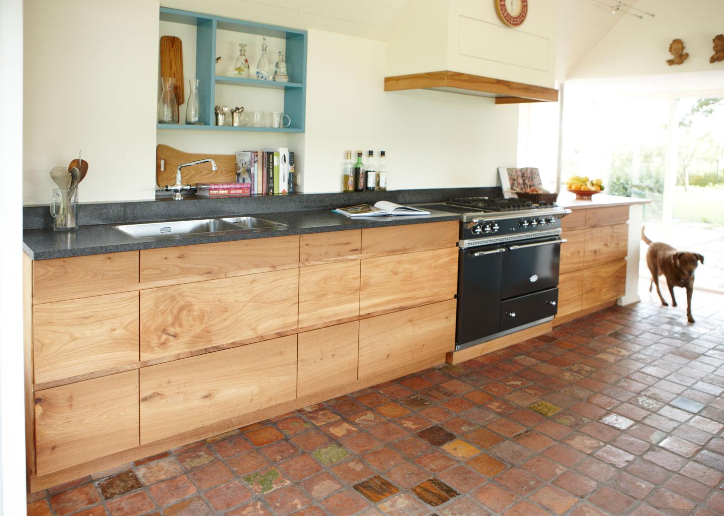 De Eikenhouten Keuken : Landelijke keukens op maat houtwerk hattem keukens