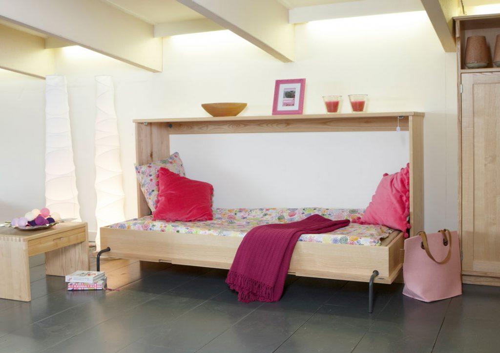 houten bedden op maat