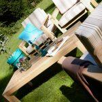 houten tuinmeubels op maat