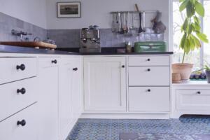 Landelijke Houten Keuken 2021